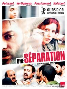 une separation affiche