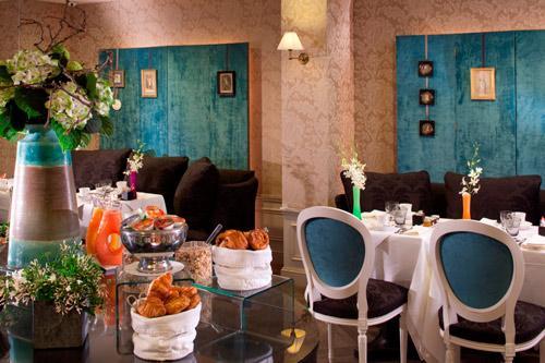 Hotel-de-Buci-Paris-Photo-Christophe-Bielsa-Salle-des-Petits-dejeuners-hoosta-magazine-paris