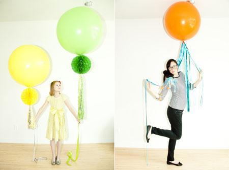 Gros ballons ultra hype !