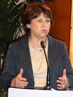 Martine Aubry candidate…enfin !