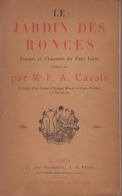 Une Soirée de La Plume par F.-A. Cazals.