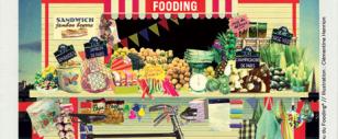 Les Bazarettes Fooding 2011