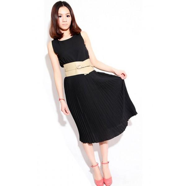 robe noire showroom mode