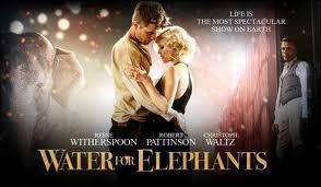 Film de l'eau pour les éléphants