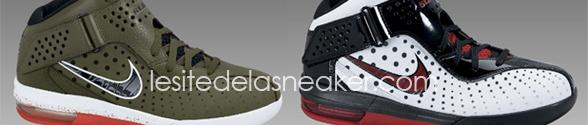 leBron Air Max soldier V 1 Nike LeBron Air Max SoldierV (5) disponibles en ligne