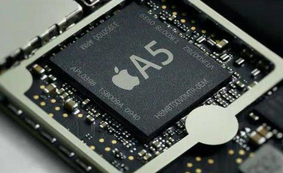 apple a5 Apple pourrait confier la production de sa puce A6 à TSMC