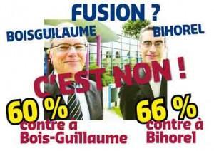 fusion-bihorel-boisguillaume-cest-non