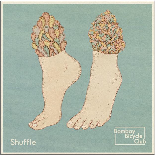 Bombay Bicycle Club – Shuffle Bombay Bicycle Club – Shuffle