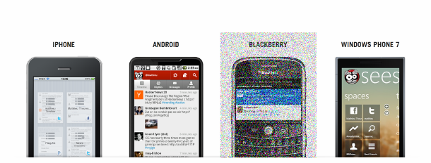 Applications : BlackBerry au placard?