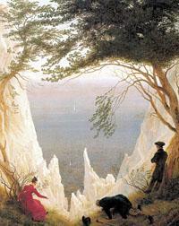 Lecture de l'image : paysage d'Italie