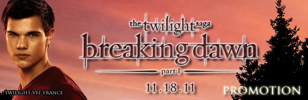 [Breaking Dawn] Promotion 2011