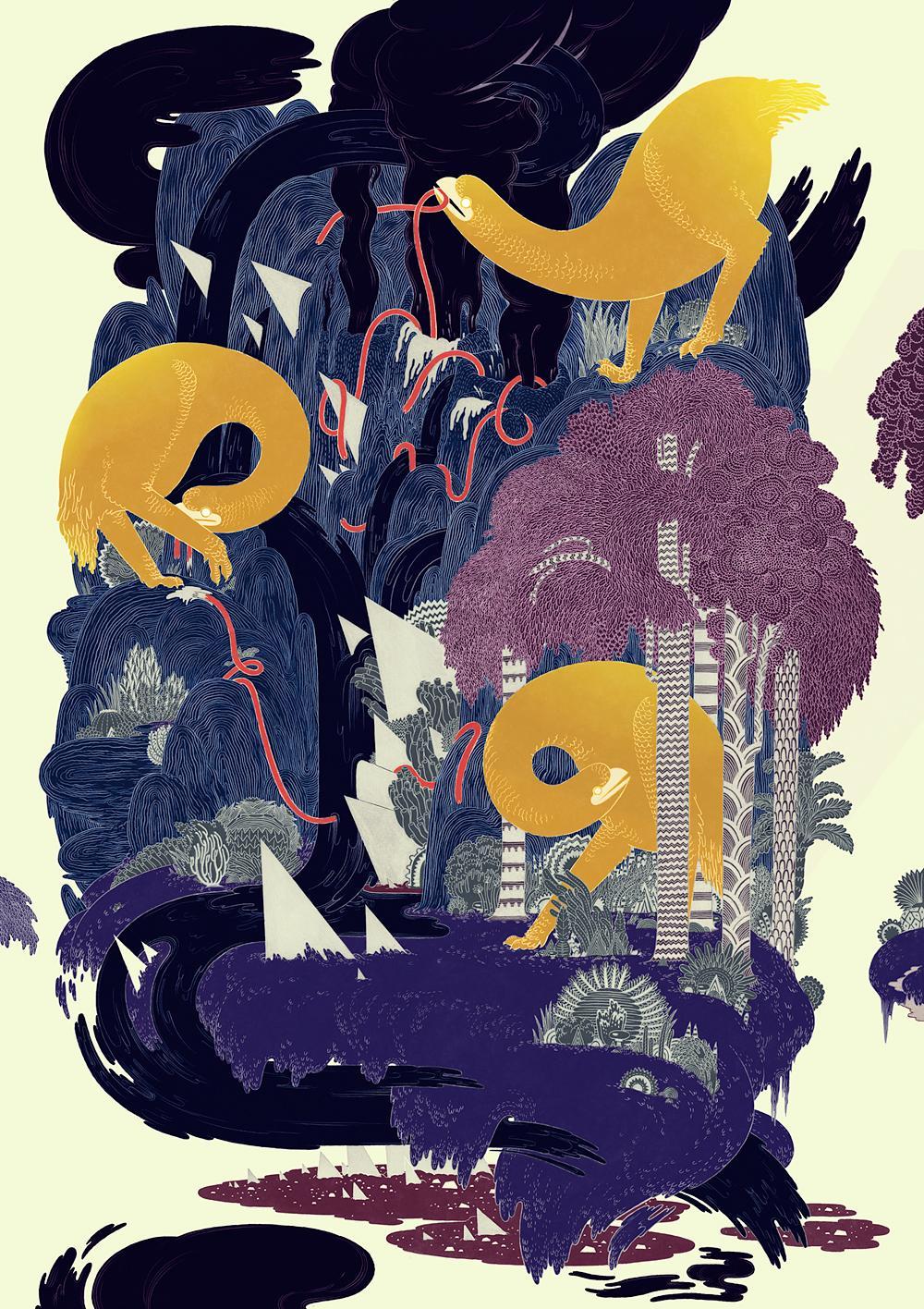 Micah Lidberg et la nature atomique