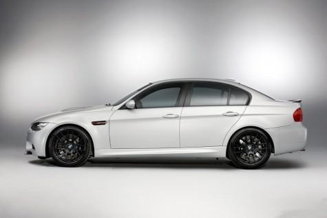 BMW M3 CRT : déja toutes vendues