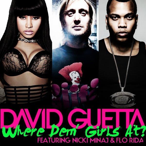 NOUVEAUTÉ VIDÉOCLIP: «Where Them Girls At?» de DAVID GUETTA