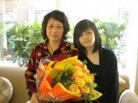 Tran Khai Thanh Thuy et sa fille