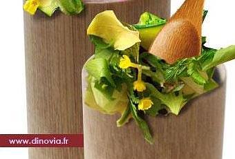 verrine bambou pour une vaisselle jetable naturelle cologique et biod gradable d couvrir. Black Bedroom Furniture Sets. Home Design Ideas