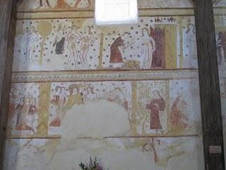 Week-end bourguignon : 8- églises icaunaises