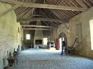 Week-end bourguignon : 4- Forge de Buffon