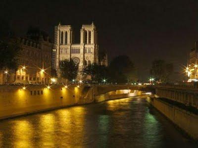 Paris la nuit ..