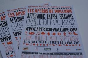 Les Apéros de Wallonie #4