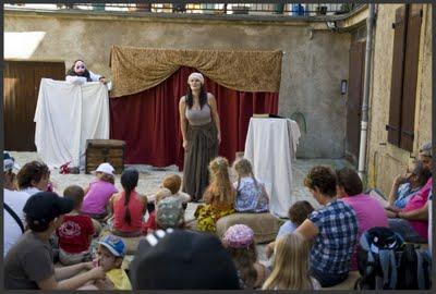 Rodemack, fête médiévale