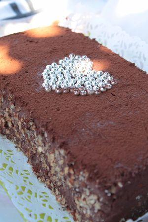 Gâteau pour philo