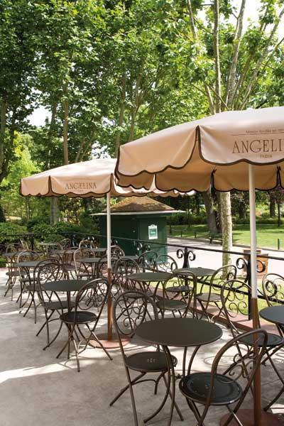 Tea time chez angelina voir - Adresse jardin d acclimatation ...