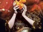 Björk dévoile premier single Crystalline