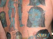 »Avatar Tattoo retour…