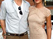 Kellan Lutz Jessica Szohr Coach Men's Summer Party