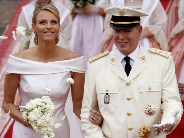 Mariage Charlene wittstock: les plus belles photos du nouveau couple ...