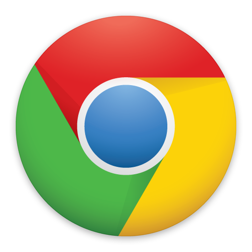 Google Chrome logo 20% de part de marché pour Google Chrome