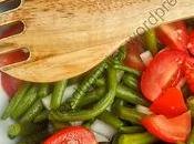 Salade haricots Bean Salad