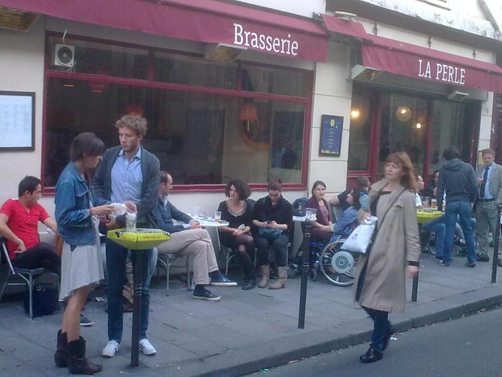 street marketing paris 2