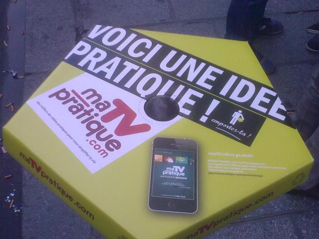 street marketing paris 3