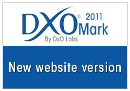 Site web : DxOMark 2011