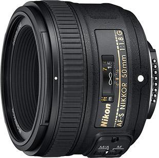 Nikon 50mm F18G