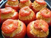 Tomates farcies DUKAN protéines soja