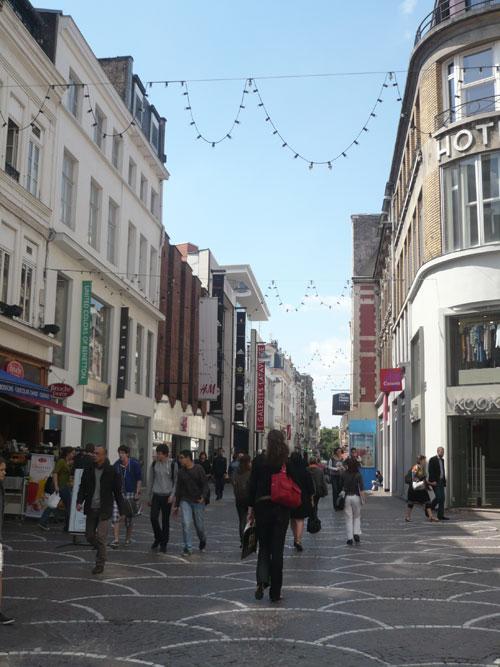 Faire les soldes lille par ln voir for Lille capitale des flandres