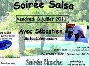 Soirée SALSA Domaine avec Salsa13emocion