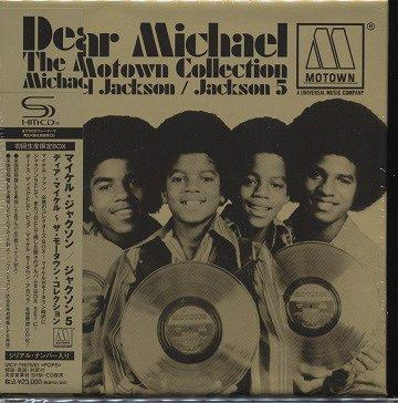 [Sortie] Coffret japonais Dear Michael : The Motown Collection MJ/J5