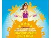 'Erasmus Paris Summer Break' tous jeudis soirs Montparnasse