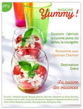 Yummy magazine N 3