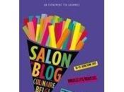 Retour Salon blog culinaire Belge