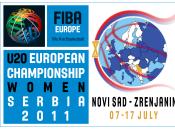 Euro 2011 U20: Bleuettes Quarts Finale.