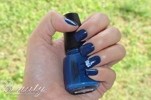 Vernis | First Mate, Bleu de China Glaze