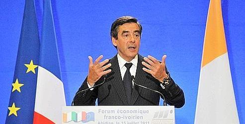 François Fillon / Crédits photo : ISSOUF SANOGO/AFP