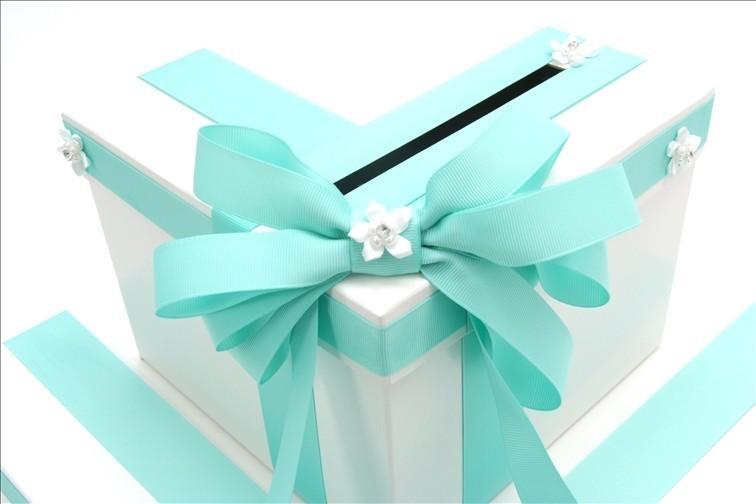 ... bleu turquoise, façon Tiffany & Co. , comme couleur de mariage, voici