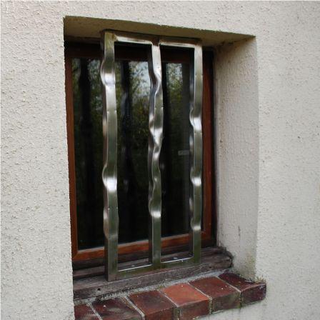 Barreaudage une protection originale d couvrir for Barreaudage fenetre