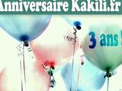 Kakili souffle bougies